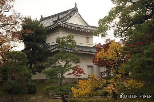 二条城 Nijojo castle