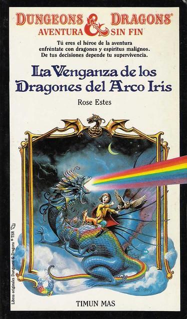 La Venganza de los Dragones del Arcoiris