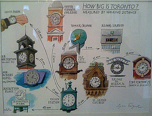 Dusan Petricic - How Big is Toronto