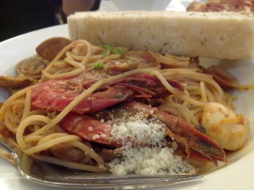 Amici Seafood Pasta