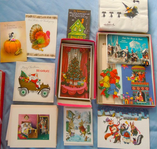 Deadstock holiday cards