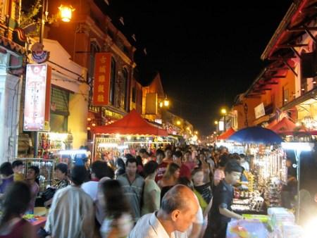 Jonker´s Street Melaka