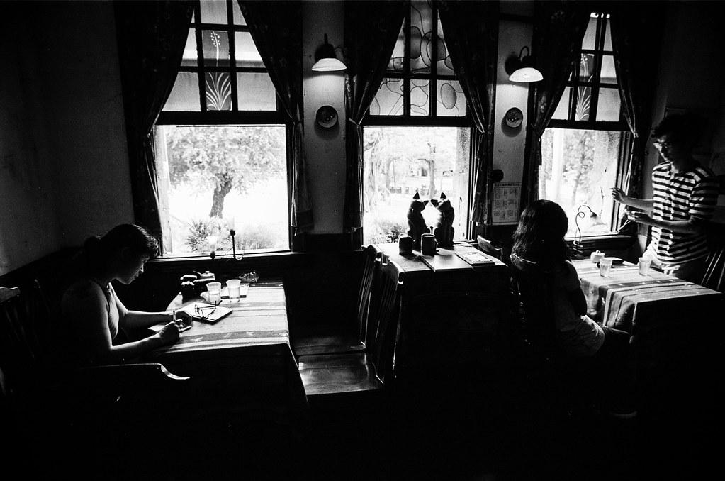 Tainan Narrow Door Cafe 5