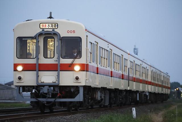 Kanto Tetsudo DC Type 0 + Type 310 Rapid
