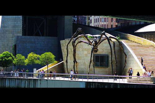 Mom Spider (Guggenheim Bilbao) Tamronized (3/3) by Iker Merodio