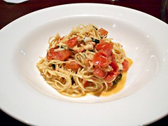 Angel Hair Blue Manna Crab Pasta, Must Restaurant, Margaret River