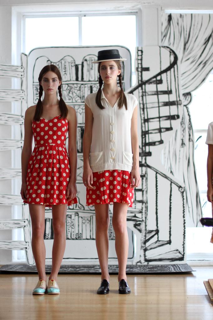 Rachel Antonoff Spring 2012 -20