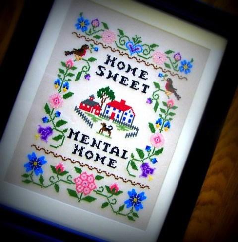 Home Sweet Mental Home