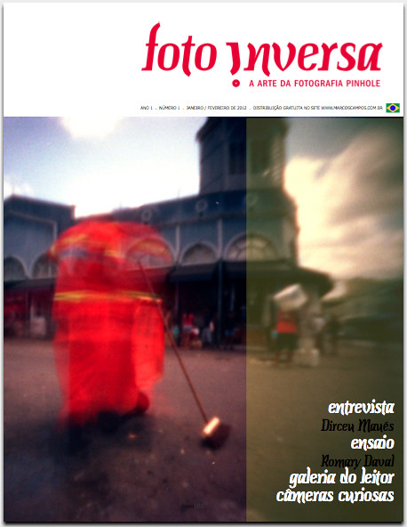 Foto Inversa - 1ª edição