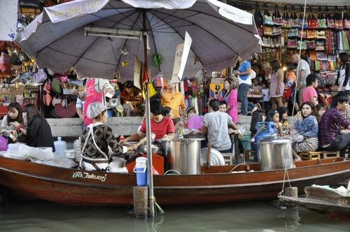 Floating market - Bangkok (56 of 66)