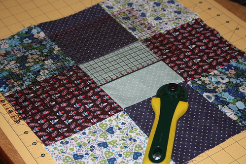 Patchwork beginnings 9/366