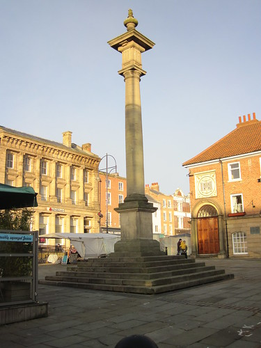 Stockton Market Cross
