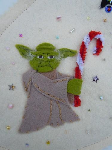 Yoda detail