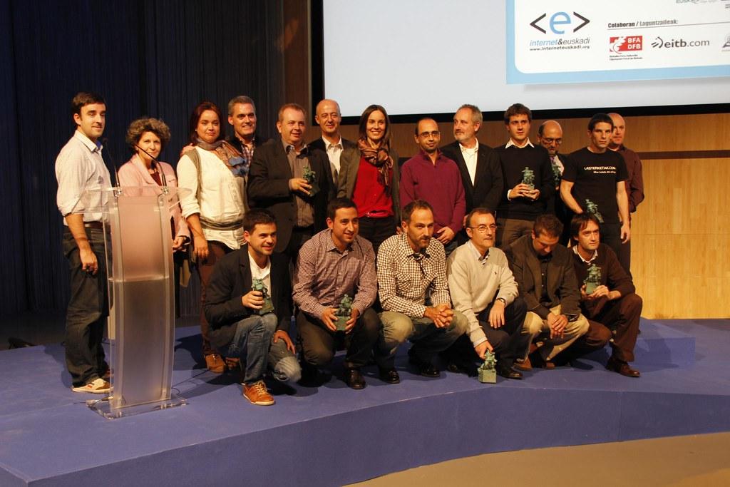 Buber 2011 & Datorrena 2012