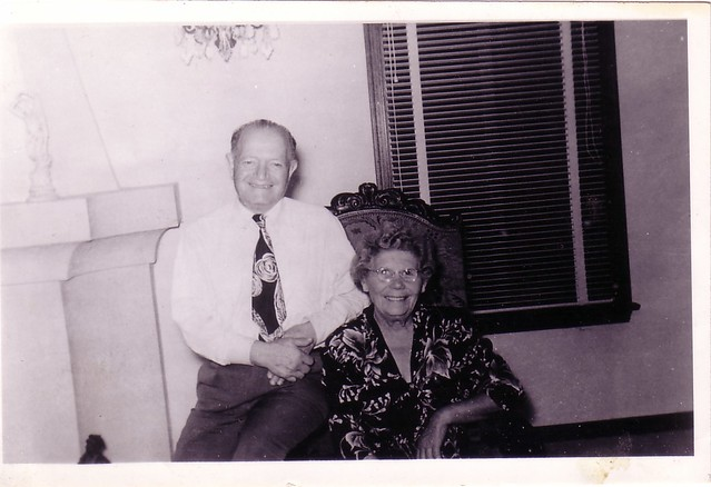 Sarah and Jake Wiman - Margie's brother, tailor