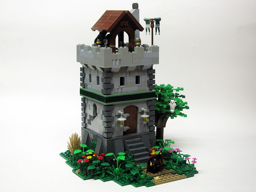 Tower of Arcadonia