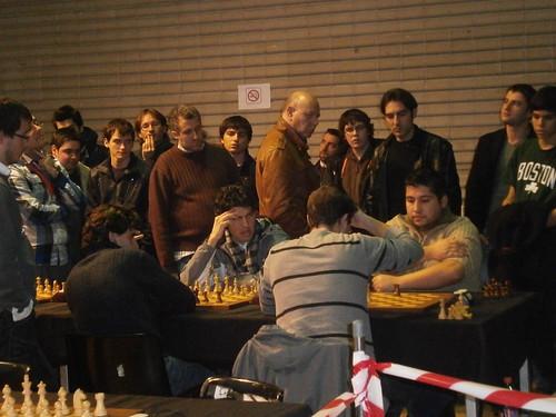 Cto. España Ajedrez rápido 2011