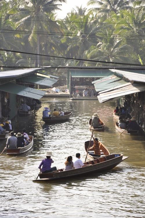 Floating market - Bangkok (26 of 66)