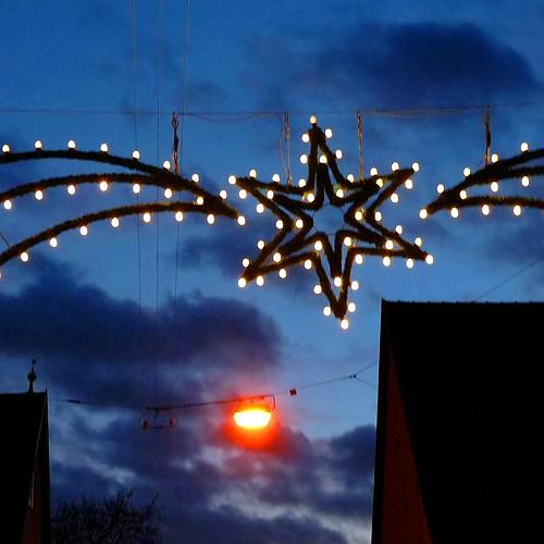 Einen letzten noch, Adventssterne, 6. Januar, Dreikönigstag