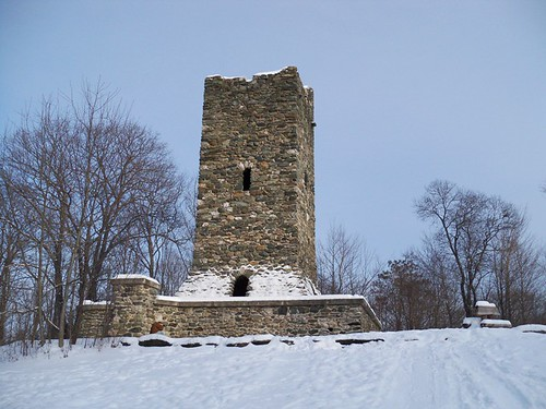 Montpelier fire tower