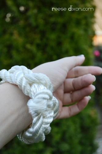 Rope Bracelet Bottom