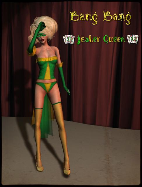 Bang Bang - Jester Queen