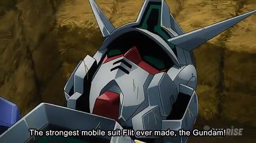 Gundam AGE Episode 16 The Gundam in the Stable Youtube Gundam PH (21)