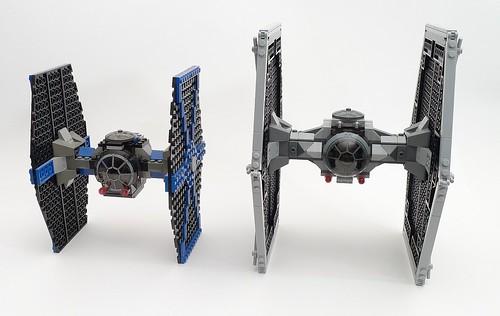 lego tie fighter 7146