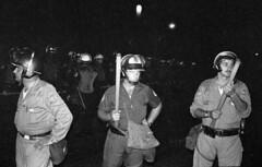 Miami Police Ready Clubs: 1972