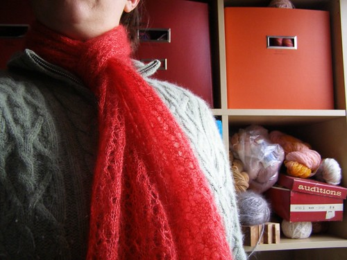 ann's scarf