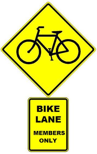 Bicycles = Elitism?