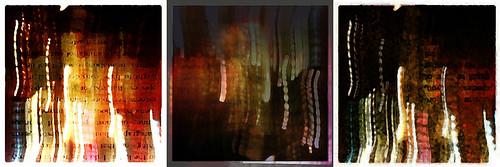 Lights -  Triptych by sslyb