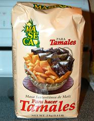Maseca para Tamales