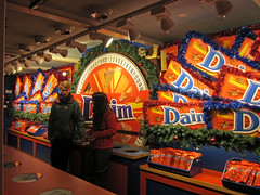 Daim Wheel of Fortune!