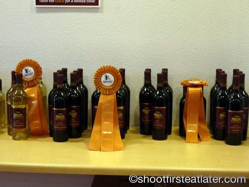 The Lodge at Sonoma- wine cellar-2