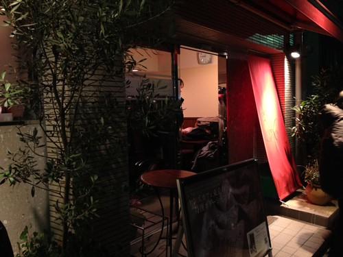 会場はガトーショコラで有名なケンズカフェさん@甘党男子3周年&Xmasスイーツ交流会