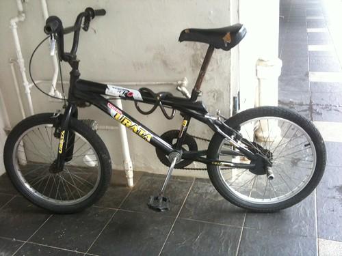 Bonnie Slug's ride