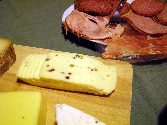 Cheese and Wurst and Shinken