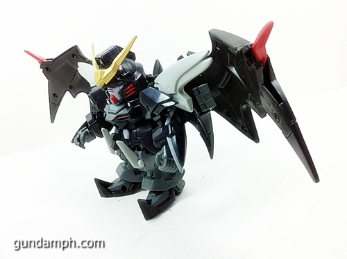 SD Gundam Online Deathscythe Hell Custom Toy Figure Unboxing Review (16)