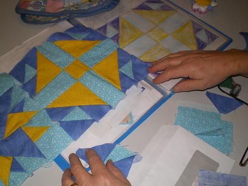 Atelier patchwork Assemblage piécé