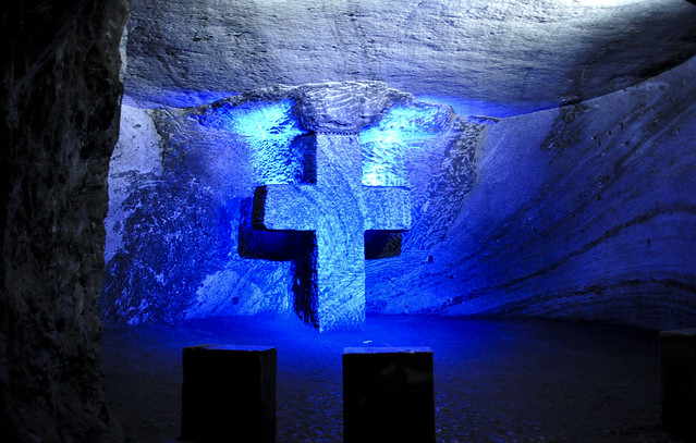 Salt Cathedral - Zipaquira