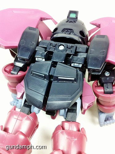 SD Gundam Online Capsule Fighter EPYON Toy Figure Unboxing Review (45)