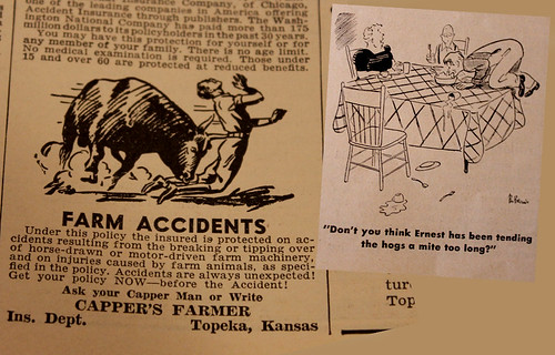 Capper's Farmer Illustrations
