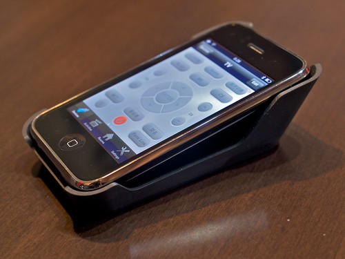 iPhone 3G As A Universal Remote Control