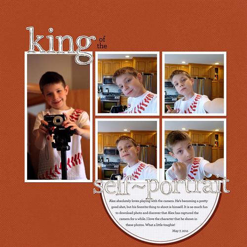 KingoftheSelfie