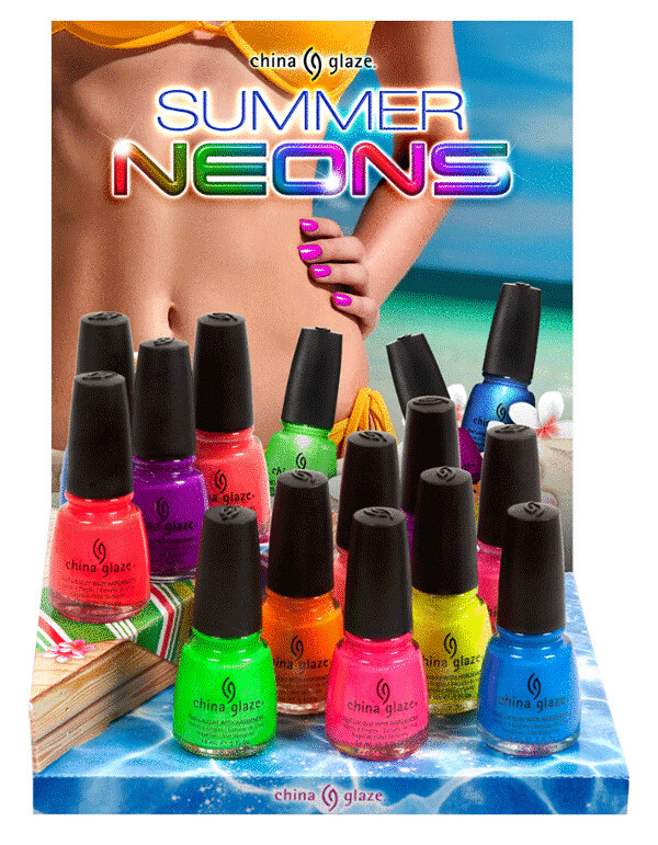 Summer Neons Collection - Promotional Photo (1)