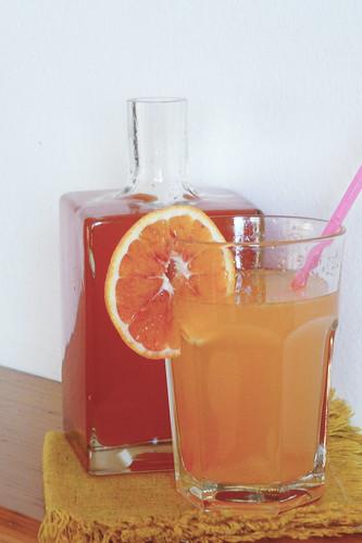 Orange Sirup