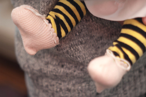 the vintage baby bumble bee