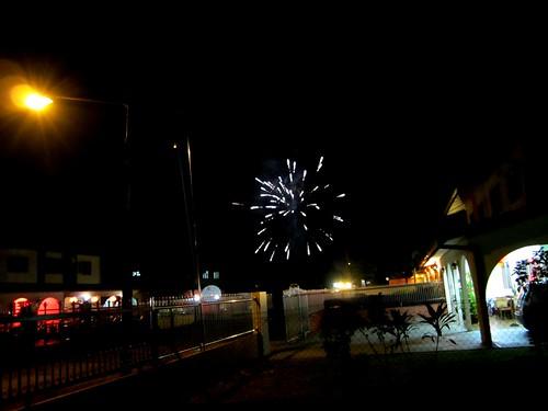 Sibu CNY fireworks 3