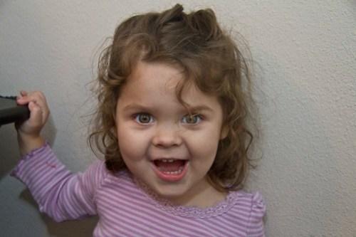 Annie, Age 2